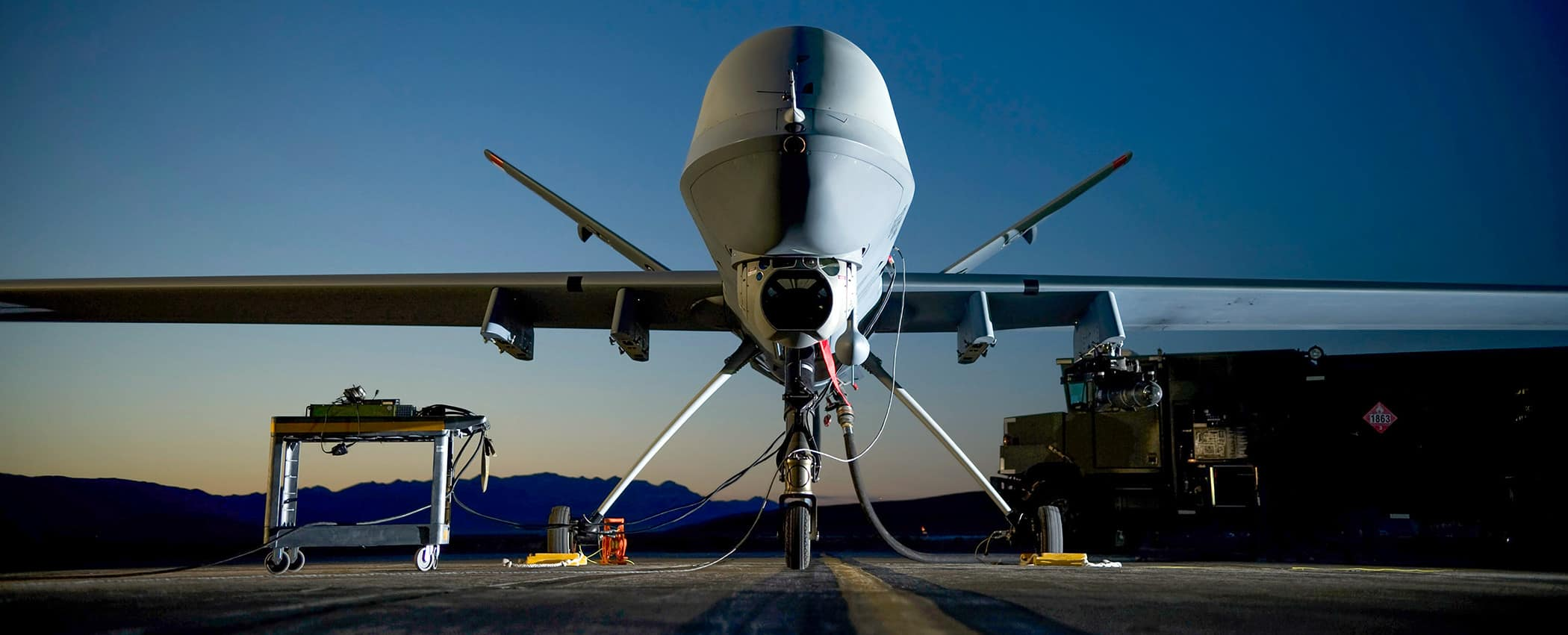 The Master of Science in Unmanned Systems at Embry-Riddle Aeronautical University – Worldwide examines the application, development and management of unmanned systems and addresses issues including regulation; systems design; policy and ethics; education and training; and human performance and machine interaction.